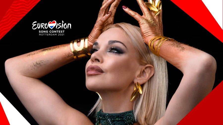 Eurovision 2021 : Samanta Tina en interview !