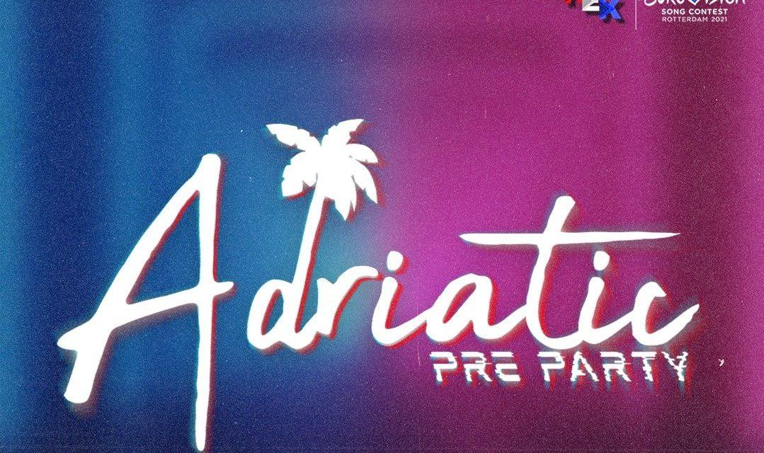 Rotterdam 2021 : «Adriatic Pre-Party» annoncée