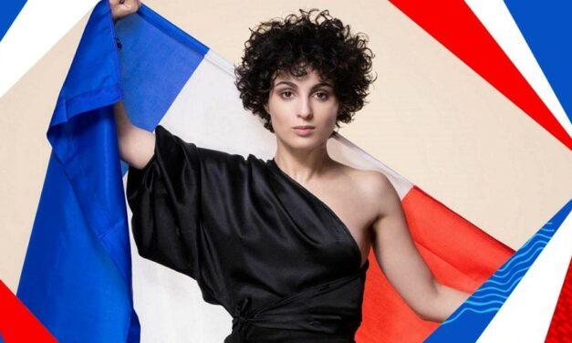 Eurovision 2021 : Barbara Pravi à la une des médias en France