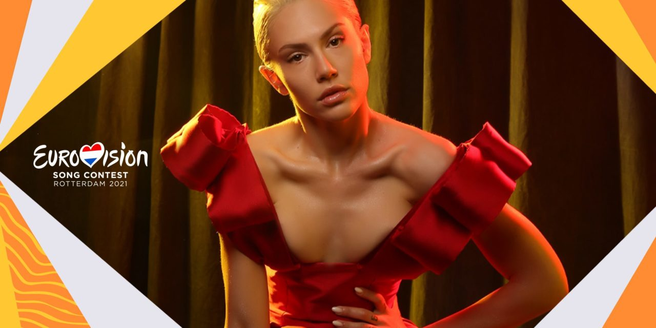 Eurovision 2021 : Elena Tsagrinou en interview !