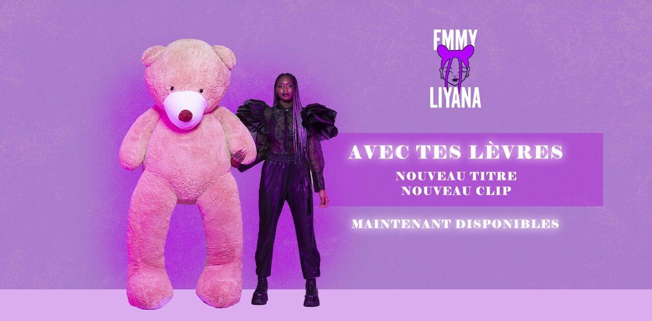 Découverte : le nouveau single d'Emmy Liyana