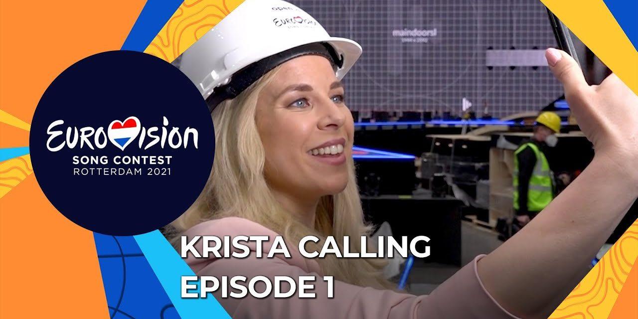 Rotterdam 2021 : (re)découvrez le premier épisode de «Krista Calling»