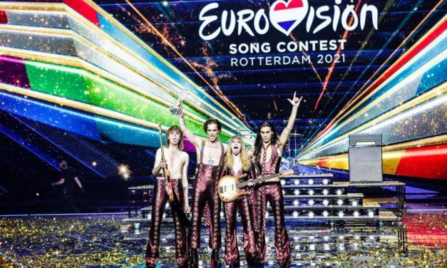 Eurovision 2021 : victoire de l'Italie !