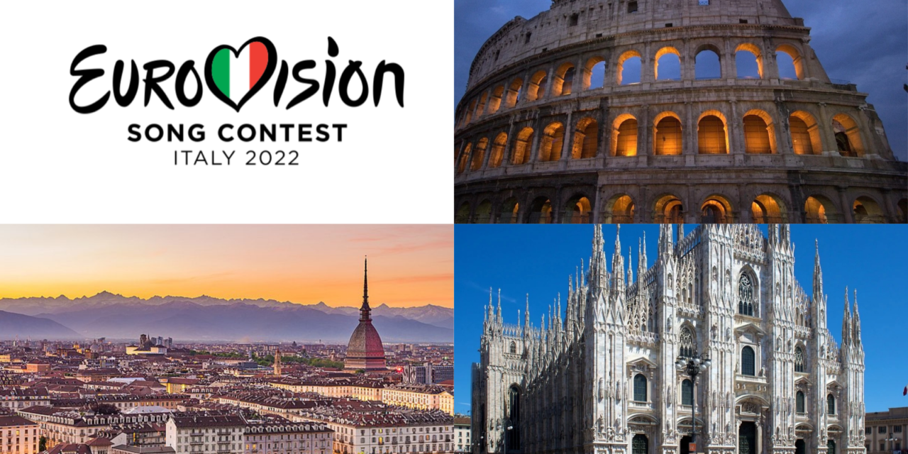 Eurovision 2022 : processus de sélection de la ville hôte (Mise à jour : candidatures définitives)