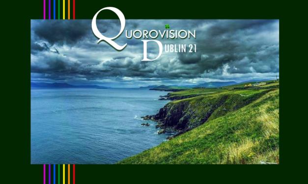 Quorovision 2021 – Seconde Demi-Finale : Les Qualifiés