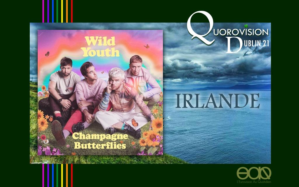 Quorovision 2021 : Big Five – IRLANDE