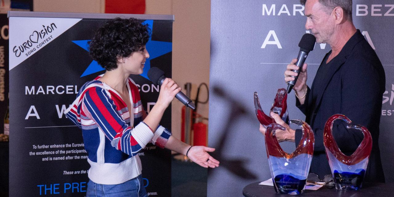 Prix Marcel-Bezençon 2021 : doublé pour la France