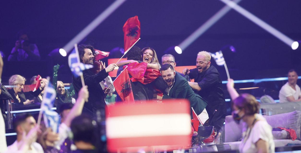 Eurovision 2021 : réactions des qualifiés et éliminés de la deuxième demi-finale
