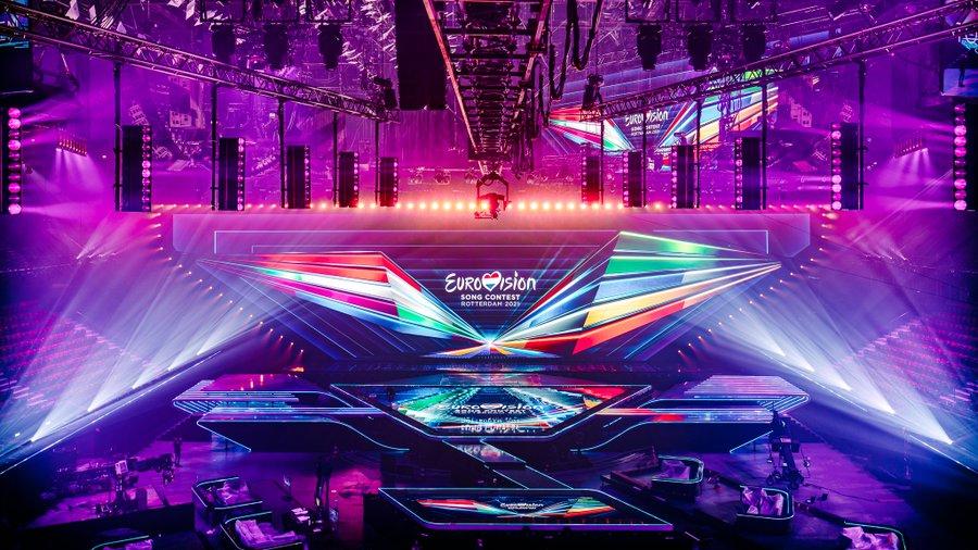 Rotterdam 2021 : troisième jour des répétitions