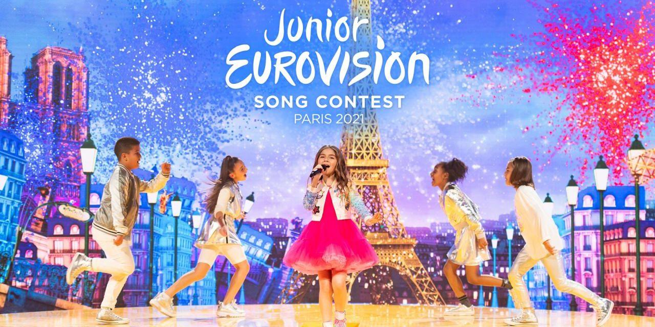Eurovision Junior 2021 : bienvenue à Paris !