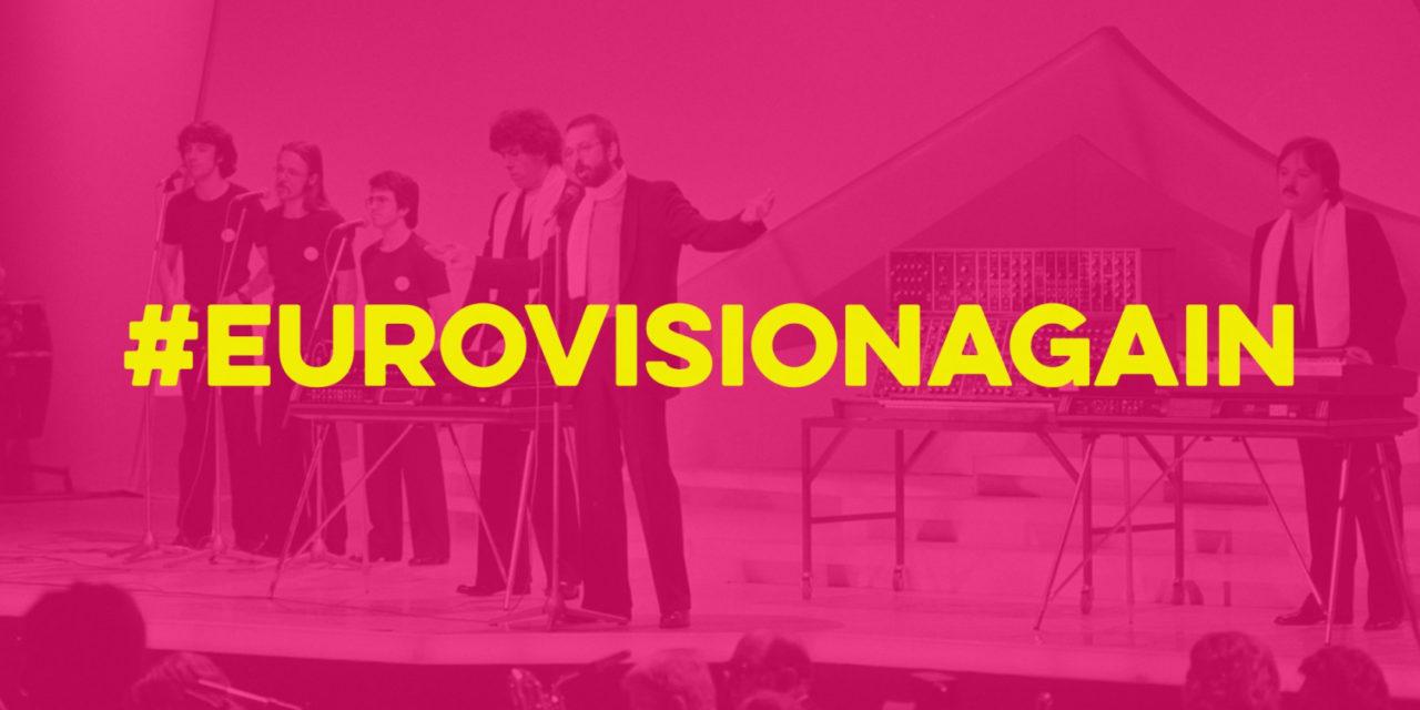 Ce soir : deuxième soirée de l'#EurovisionAgain (Mise à jour : résultats)