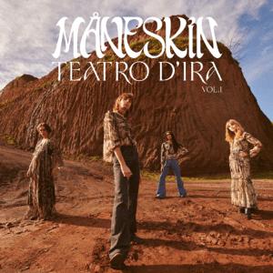 Découvrez «Teatro d'Ira, vol. I», le dernier album de Måneskin