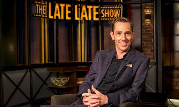 Irlande 2022 : Le Late Late Show comme sélection nationale !