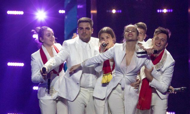 Eurovision 2022 : retour du Monténégro !