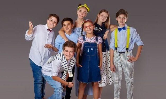 Eurovision Junior 2021 : Dajte Muzika pour la Macédoine du Nord !