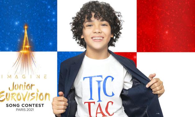 Eurovision Junior 2021 : Enzo pour la France ! (Mise à jour : découvrez «Tic Tac»)