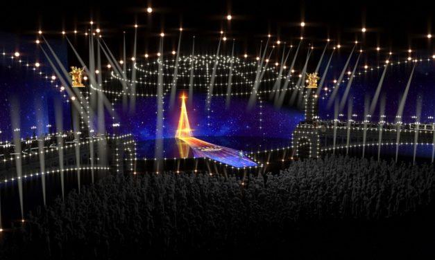 Eurovision Junior 2021 : les premières images de la scène !