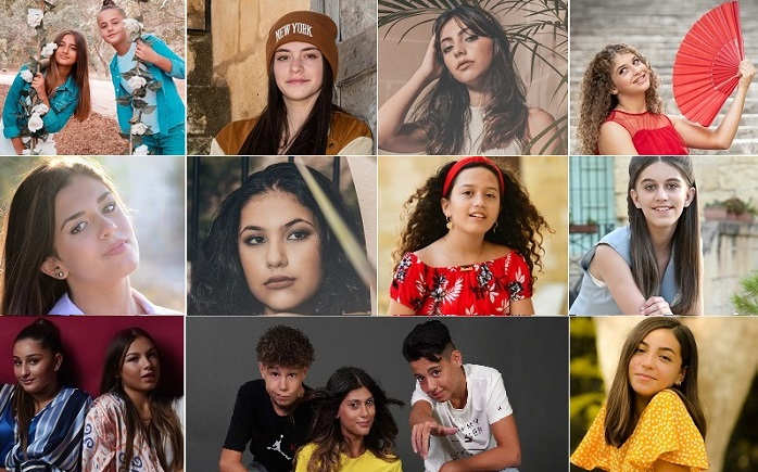 Malte Junior 2021 : on a la liste des finalistes !