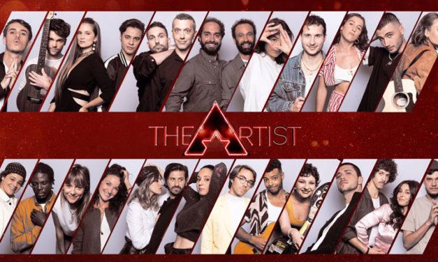 Eurovision France 2022 : spéciale «The Artist»