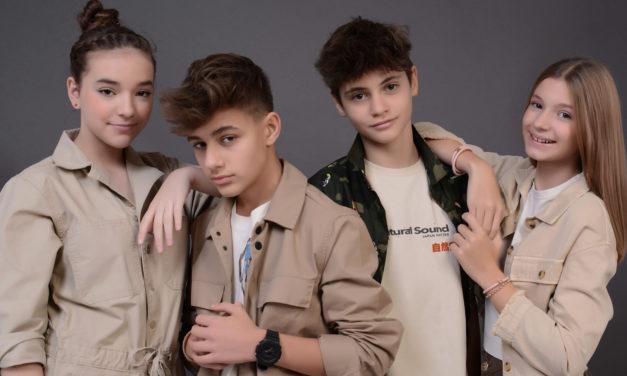 Eurovision Junior 2021 : Dajte Muzika pour la Macédoine du Nord ! (Mise à jour :  le titre s'intitulera «Green Force»)